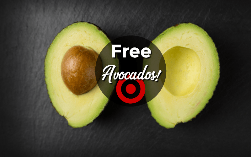 RUN~ FREE Avocados from Target!!! ($2 Value)