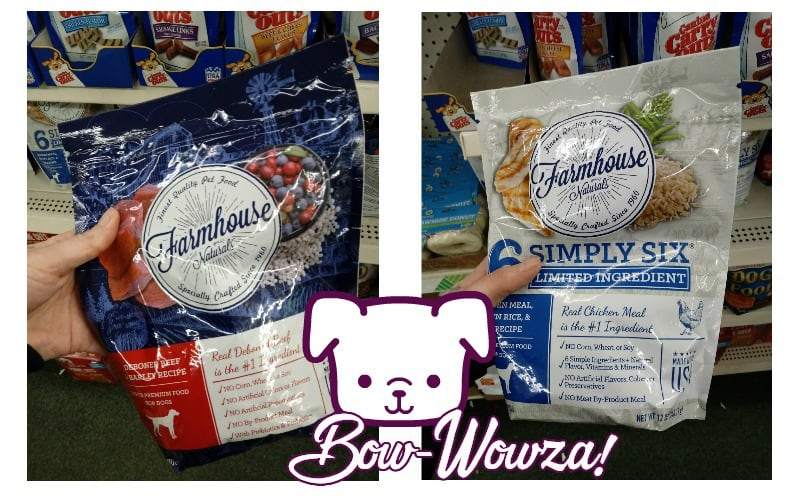 Bow-Wowza New Brand spotted at Dollar Tree!!