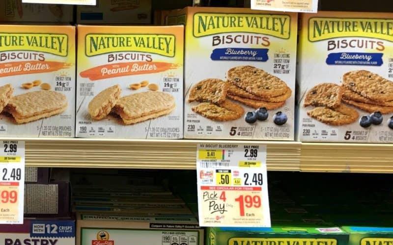 Nature Valley Granola Bars for Pocket Change!