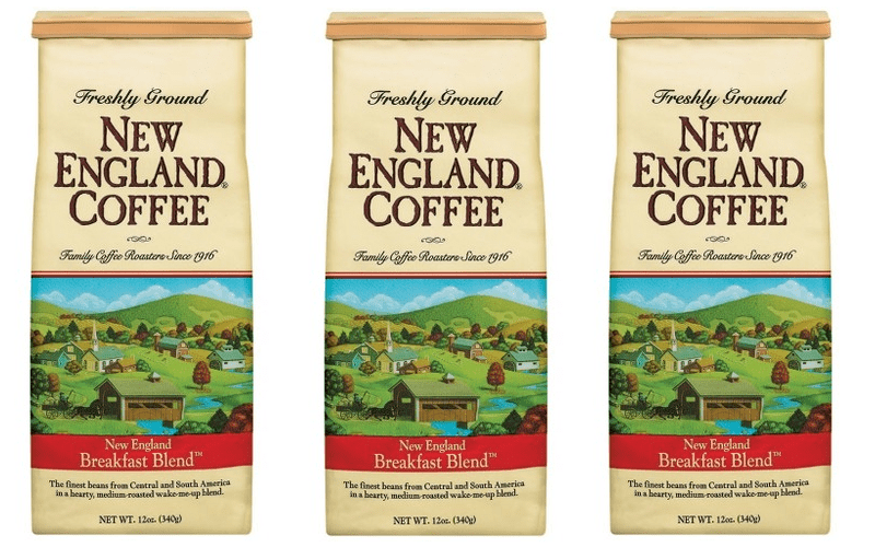 New England Coffee ONLY $2.25 at S&S!! (Reg/$7.49)