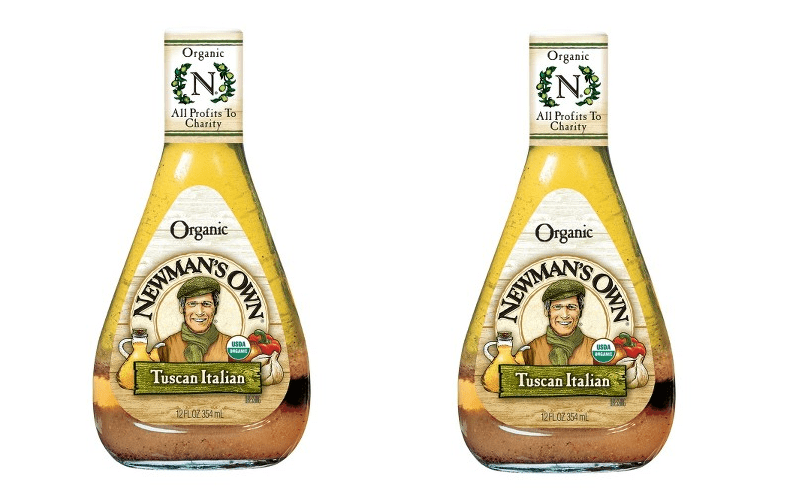 Newman's Own #Organic Dressing ONLY $1.49! YUM!