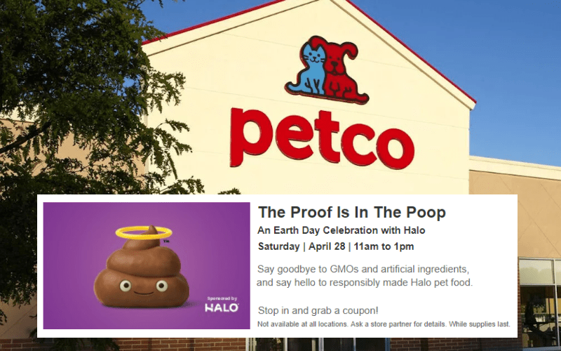 FREE Event & Coupon at Petco | Today from 11am-1pm (4/28)