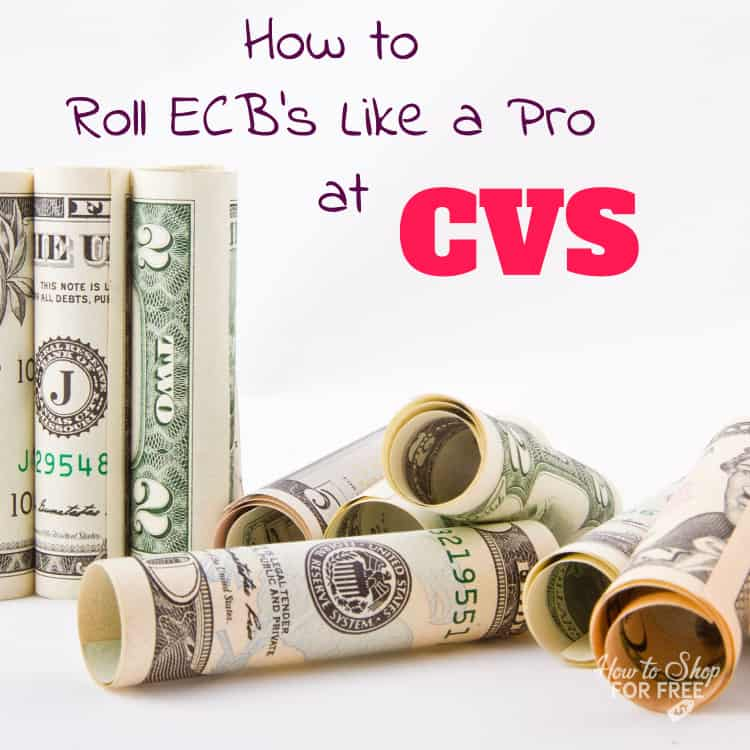 free money      learn how to roll those ecb u0026 39 s like a pro at cvs