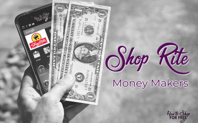 Money Maker Deals at ShopRite 4/22 – 4/28