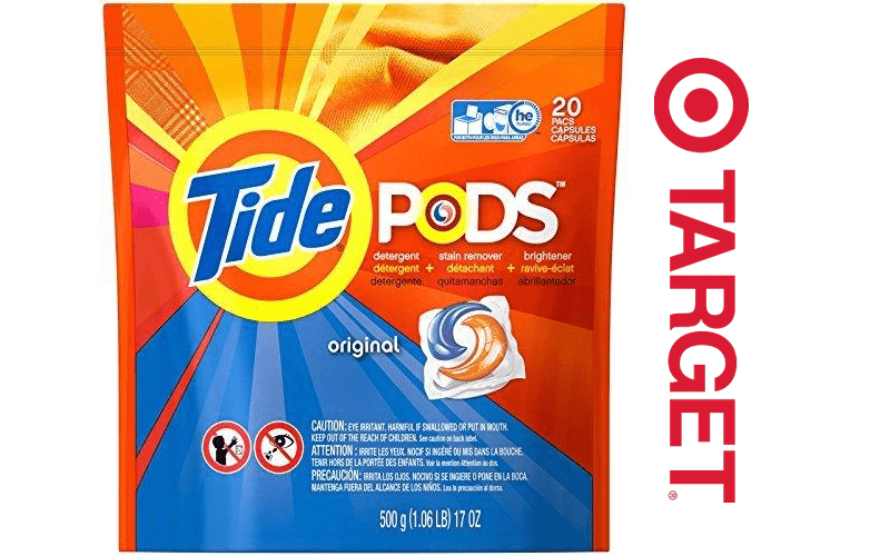 Tide PODS only 15¢ per laundry pac!!!!