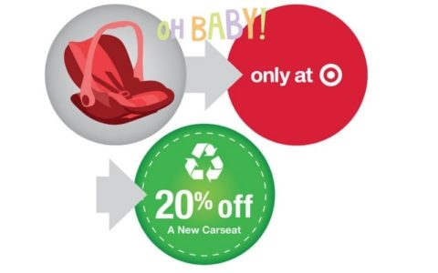 Target Car Seat Trade In Event Starts Today