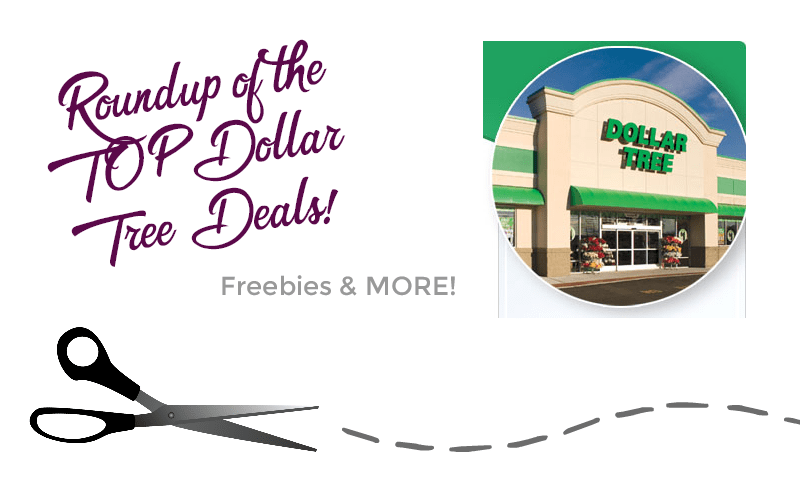 ROUNDUP of the Top Dollar Tree Deals (3/29-4/4)