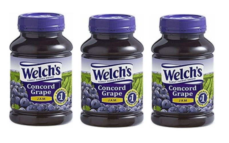 Can't Have a PBJ without the J!! $1.49 for Welch's!!
