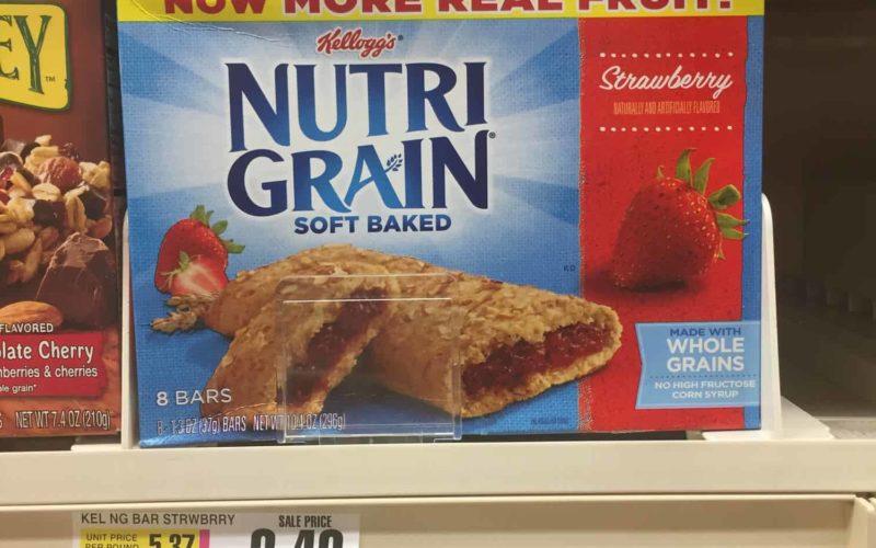 Kelloggs Nutri-grain Deal! 5/13