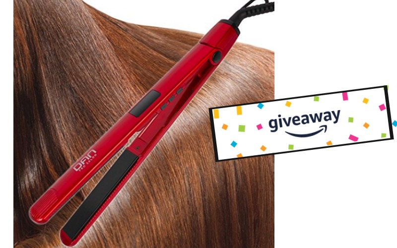 WIN a F-R-E-E Hair Straightener!
