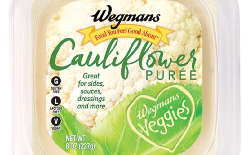 Try Wegmans vegetable purée with this deal!
