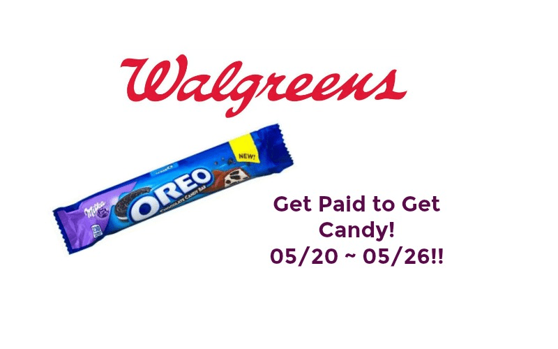 Get Paid to Get Candy at Walgreen's 05/20 ~ 05/26!!