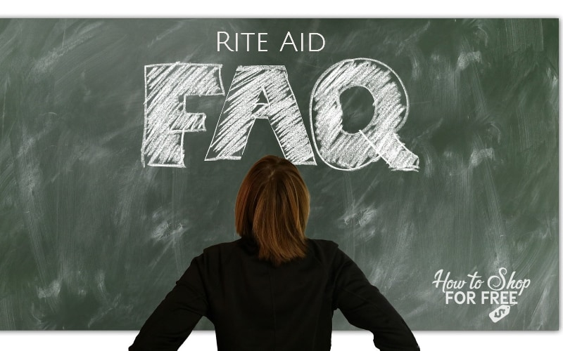 Rite Aid Frequently Asked Questions
