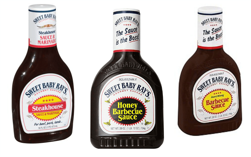 Sweet Baby Ray's Barbecue Sauce Only $.67