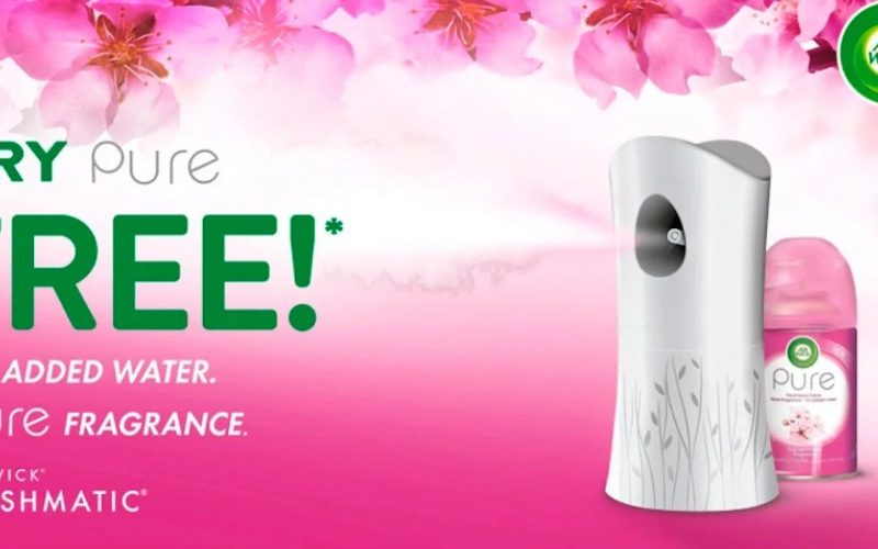 FREE AirWick Freshmatic Pure with Mail-In Rebate!