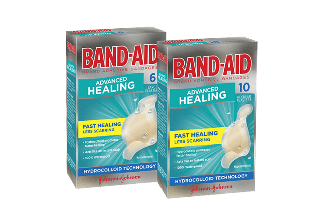 Band-aid brand Hydro Seal Bandages FREE!