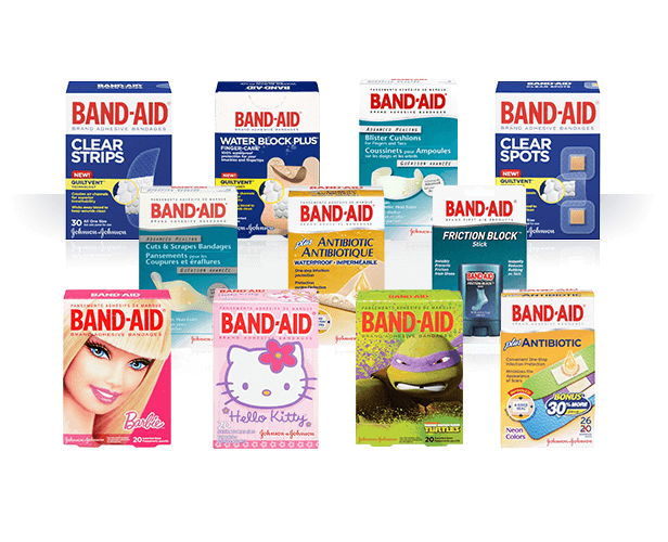 Johnson and Johnson First Aid Products Deal!