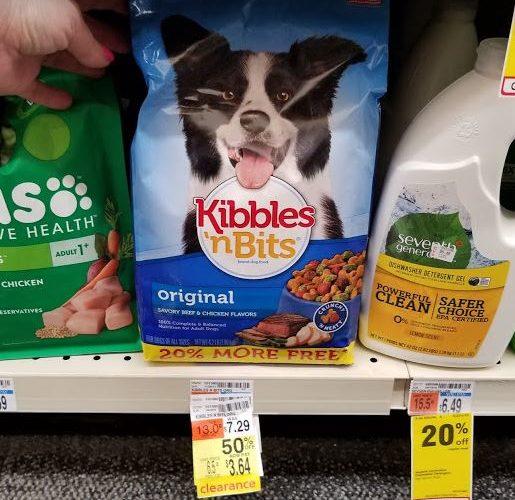 Kibbles 'n Bits CLEARANCE!