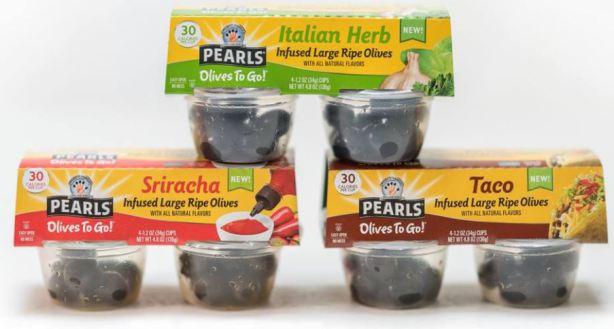 Pearls Olives Togo Infused Olives- MM!!