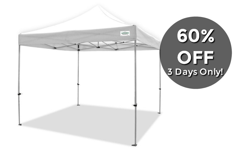 60% OFF Pop-Up Gazebo~ Perfect for Parties!!!