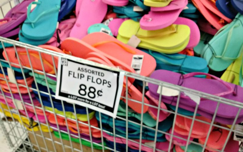 88¢ Flip Flops~ in ALL the Colors!!!