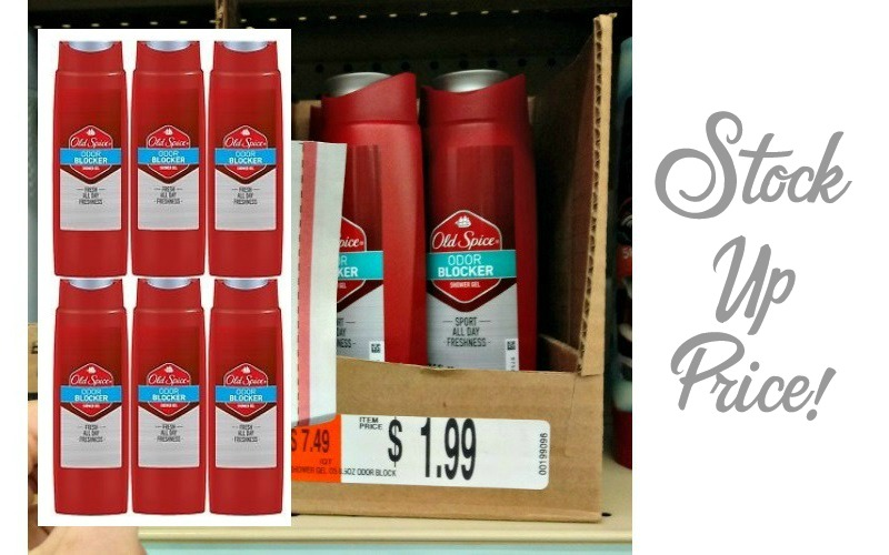 Old Spice at AMAZING Price!!