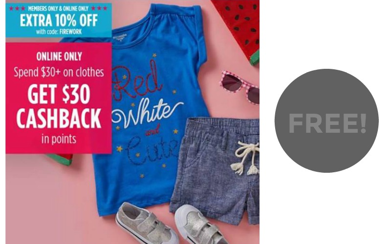 Grab $30 Worth Of Clothes for F R E E from Sears!