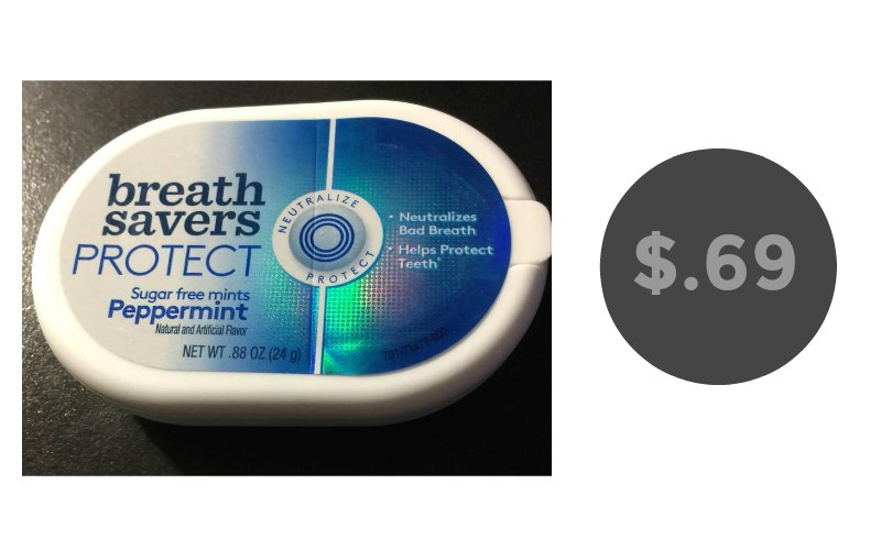 Freshener Your Breath For $.69!