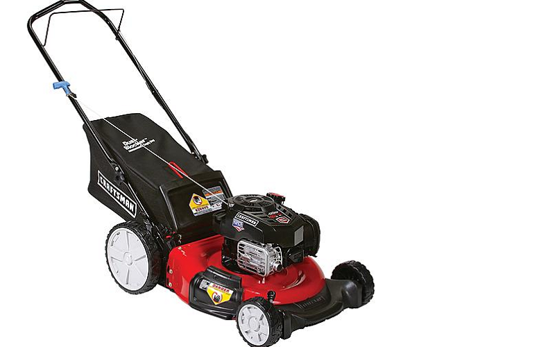 O-M-G Lawn Mower for F-R-E-E!