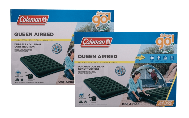 Coleman Airbed for $9.99 WOW~ BEST Price!!!