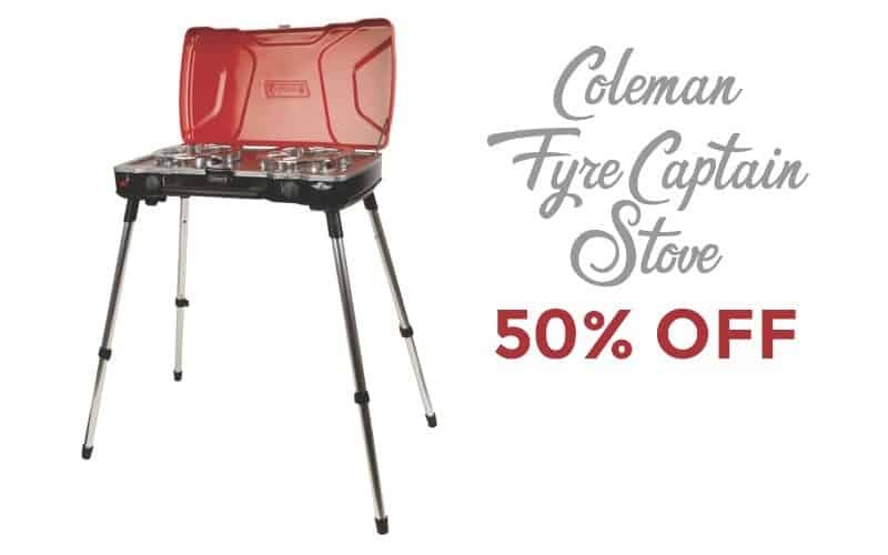 Coleman Stove.. 50% OFF!! 1 Week Only!