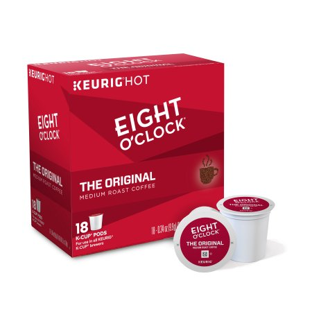 AWESOME deal for Eight o'clock coffee k-cups!