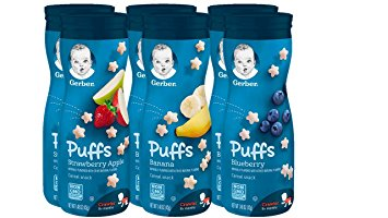 Gerber Puffs for a GREAT price!
