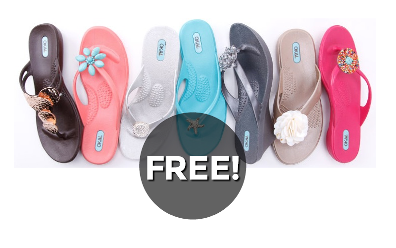 72b084214 Stock up on  FREE Sandals!