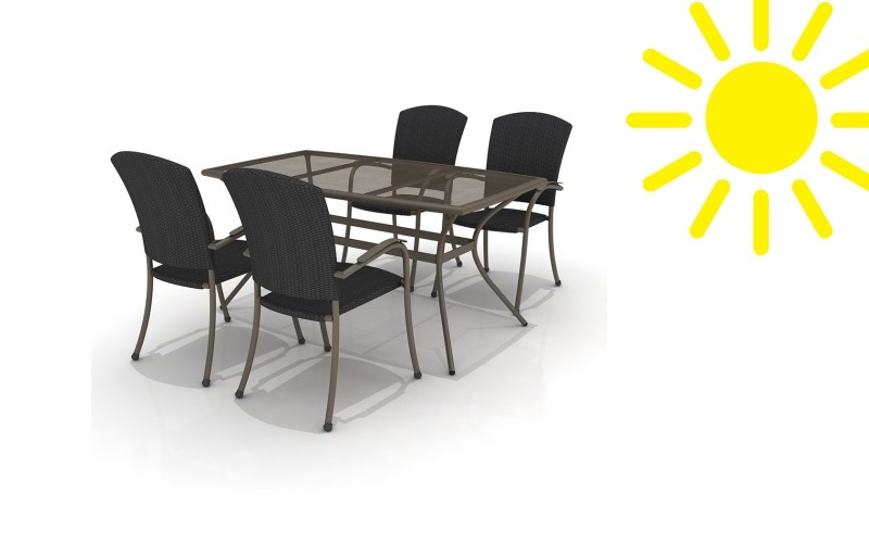 FREE 5pc. Patio Set, starting today!!