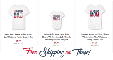 1e671db1b6 RUN~ $2 Patriotic Tees + F R E E Ship!! | How to Shop For Free with ...