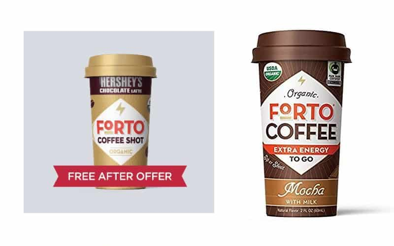 #FREE Coffee Shot~ No Paper Coupons Needed!