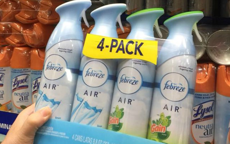 Febreze Air Effects Only 18 Cents!!