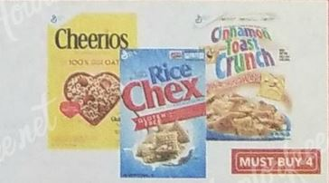 OMG!! Get PAID to Get 4 Boxes of Cereal at Shaw's ~ Starts FRIDAY!!