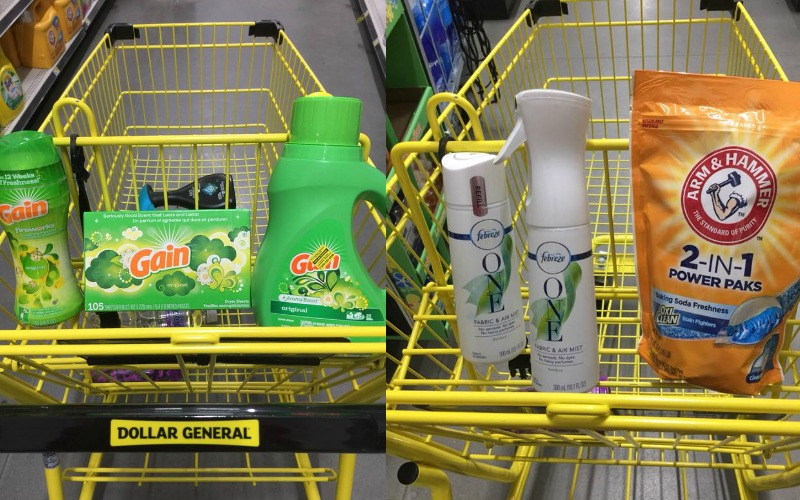 $2 Off $10 Purchase at Dollar General + Scenarios! Pay as low as $.98 per Item!