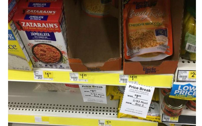 Great Price for Uncle Ben's Ready Rice!
