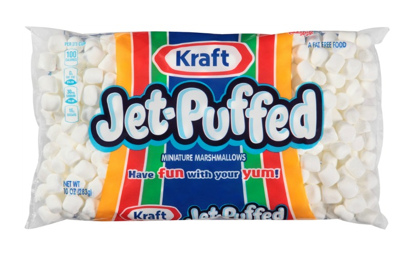 Jet Puffed Marshmallows Only $.67!