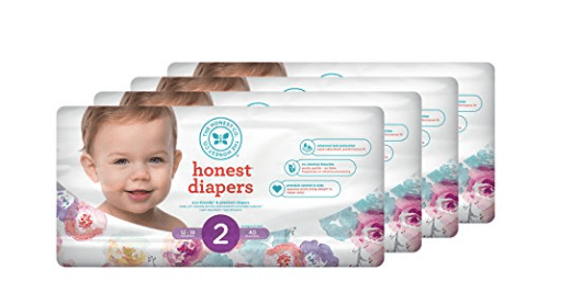 45% Off Honest Diapers on Amazon. ~ Live Now!