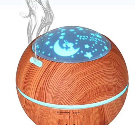 GO!!!  $4.40 for Aromatherapy Essential Oil Diffuser on Amazon