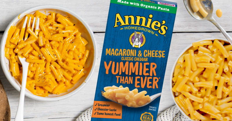 annies mac and cheese