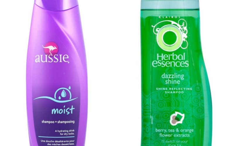 Herbal Essence and Aussie Shampoo for $1!!