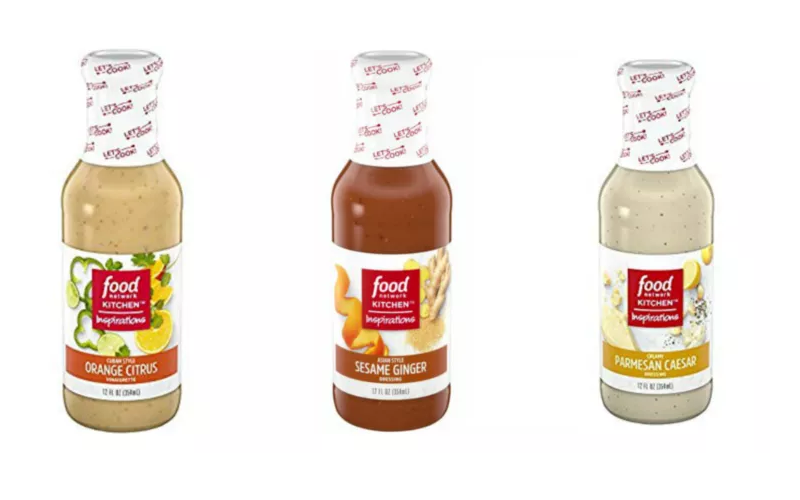 #FREE Food Network Dressing ($3 Value)