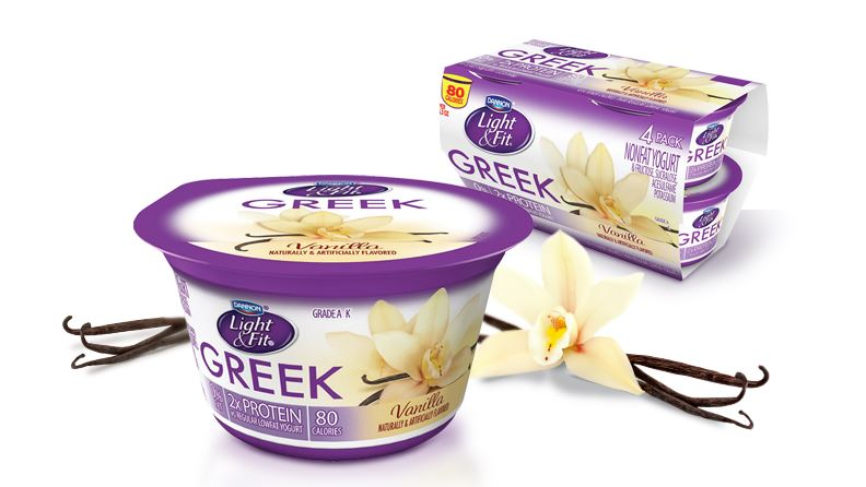 Dannon Light U0026 Fit Greek 4 Packs ONLY $1.00!