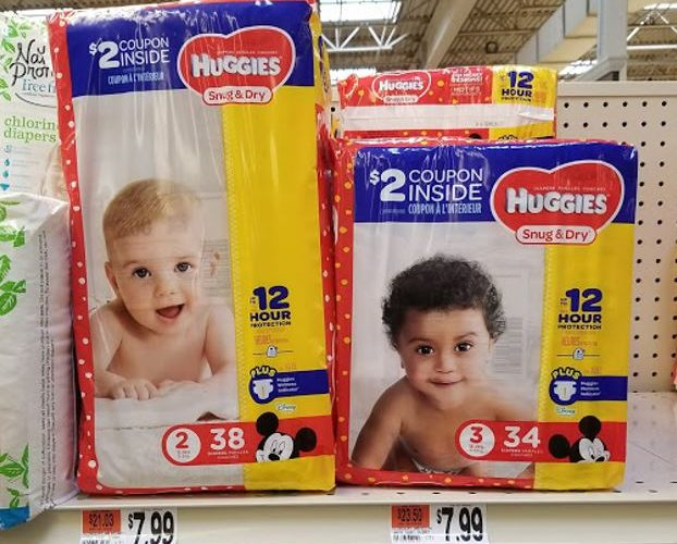 Huggies Snug & Dry Diapers ONLY $2.99! ~ MEOW!
