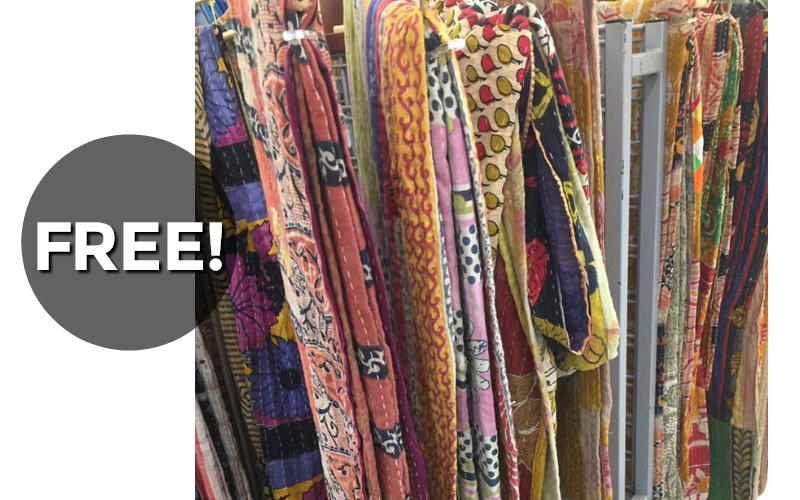 #FREE Blankets Make Great Gifts!! (8/2-8/8)